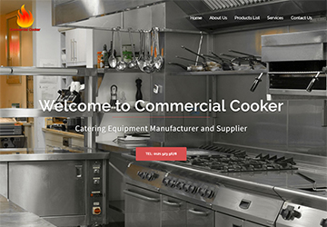 Commercial Cooker - Intermediate Package