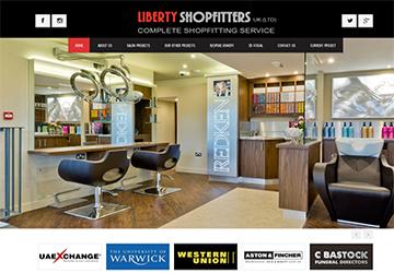 Liberty Shopfitters - Advance Package